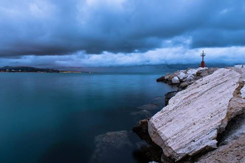 Cloudy Sky - Giulianova -